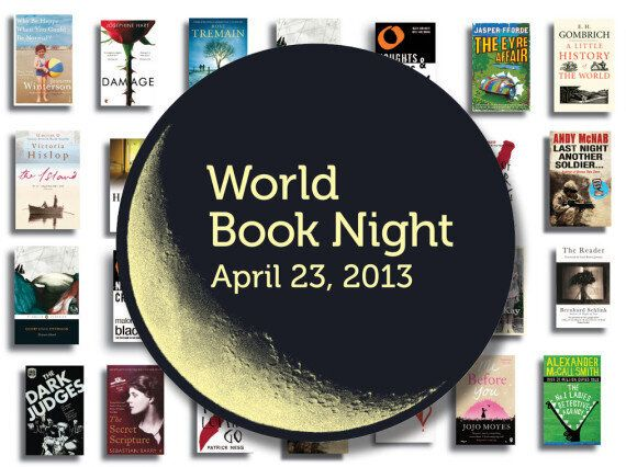 World Book Night: Half A Million Books To Be Handed