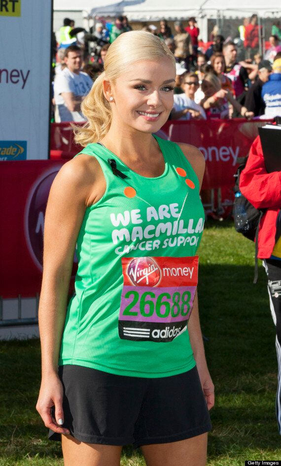 Katherine Jenkins Hits Back On Twitter Over Jan Moir's Daily Mail Marathon