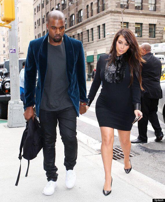Kim Kardashian And Kanye West Look Glum During New York Reunion Amid Paris Move Reports
