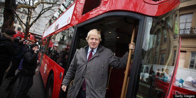 Boris on a (real)