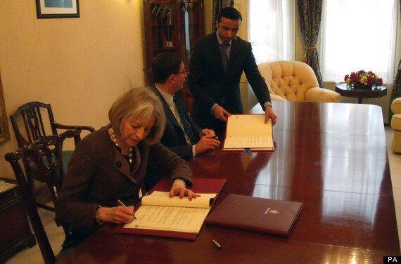 Abu Qatada Latest: Theresa May Strikes Deal With
