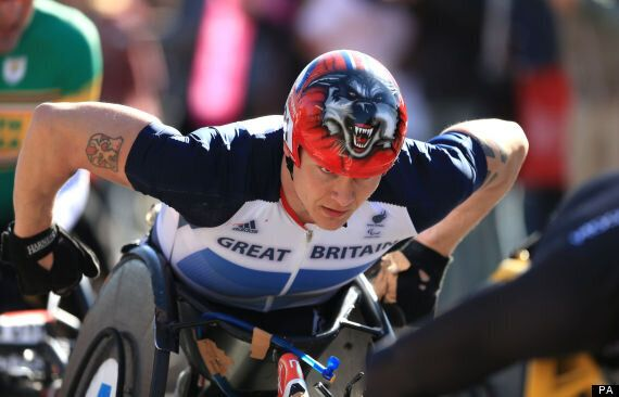 David Weir 'Didn't Expect To Win' 2014 London