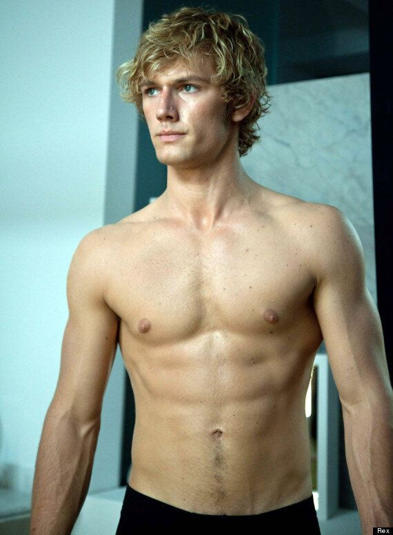 Alex Pettyfer For '50 Shades Of Grey'? These Half-Naked Pictures Prove He'll Make One Hot Christian