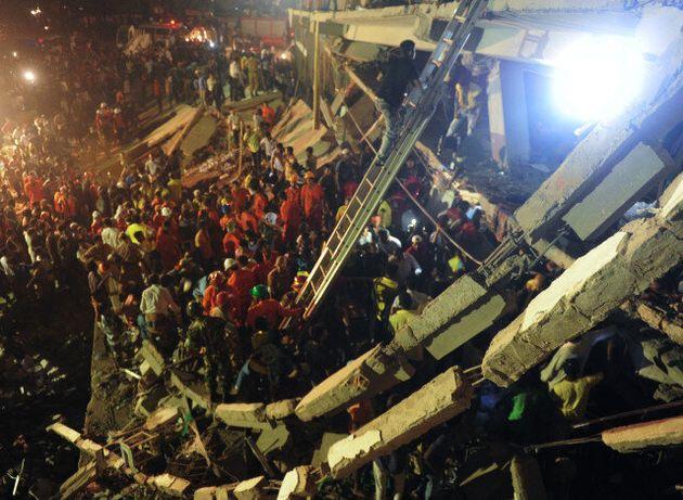 Primark 'Shocked And Saddened' After Bangladesh Factory Collapse Kills