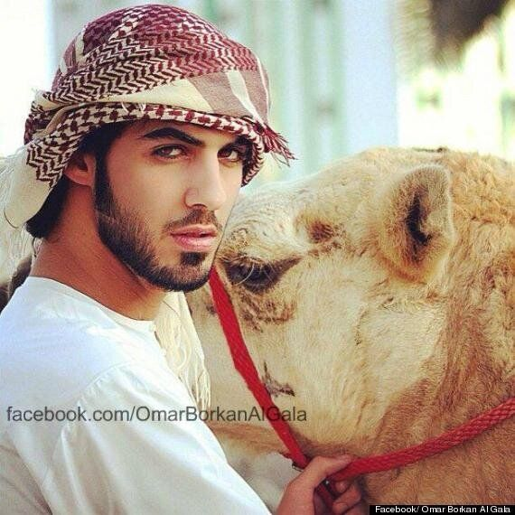Is Omar Borkan Al Gala The Dubai Man Kicked Out Of Saudi Arabia For Being 'Too Handsome'? (PICTURES,