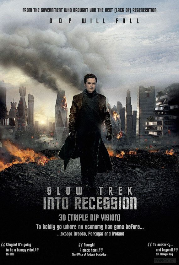 'Star Trek: Into Darkness' Gets A New Poster For UK Market