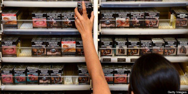 Cigarette Packets: The Case for a New