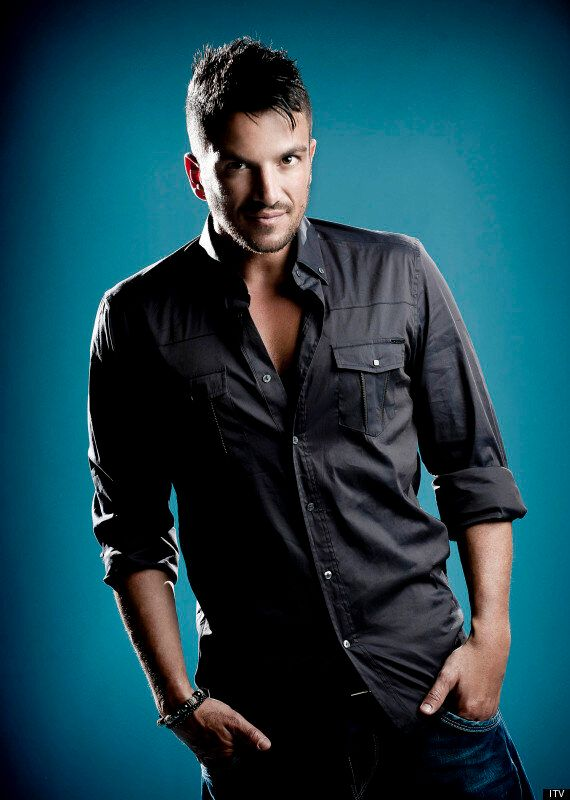 Peter Andre To Host '60 Minute