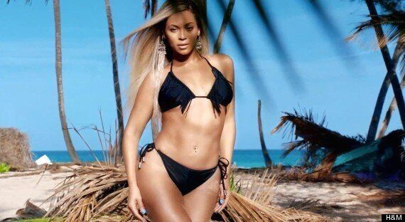 Beyonce Debuts New Song 'Standing On The Sun' As She Writhes In The Sea In H&M Advert