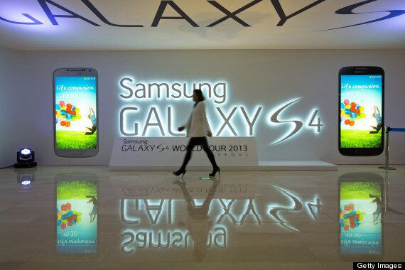 Samsung Profits Leap 41% In Three
