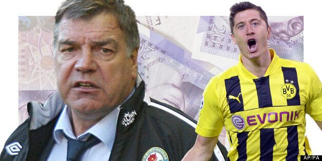Sam Allardyce, West Ham Manager, Reveals Truth Behind Robert Lewandowski Transfer