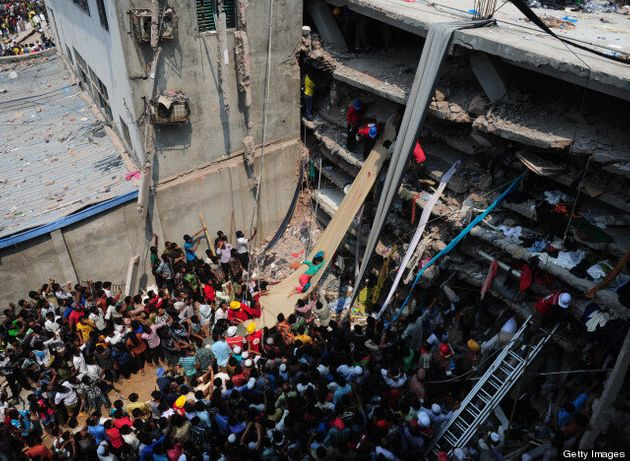 Bangladesh Police Fire Rubber Bullets And Tear Gas Fired At Dhaka Garment Factory
