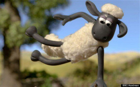 'Shaun The Sheep', Wallace and Gromit Character, Is Heading To The Big Screen In