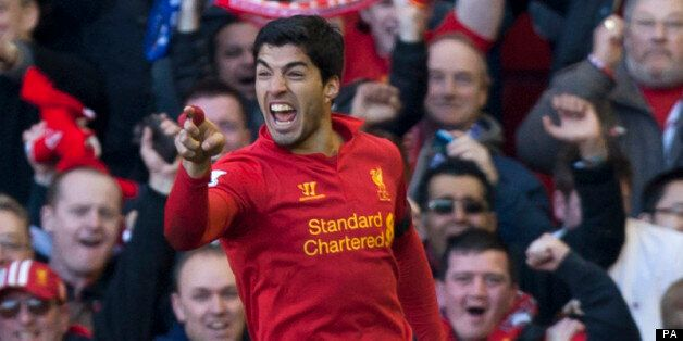 Luis Suarez, JLS Split, St George's Day And More: Funny Tweets Of The