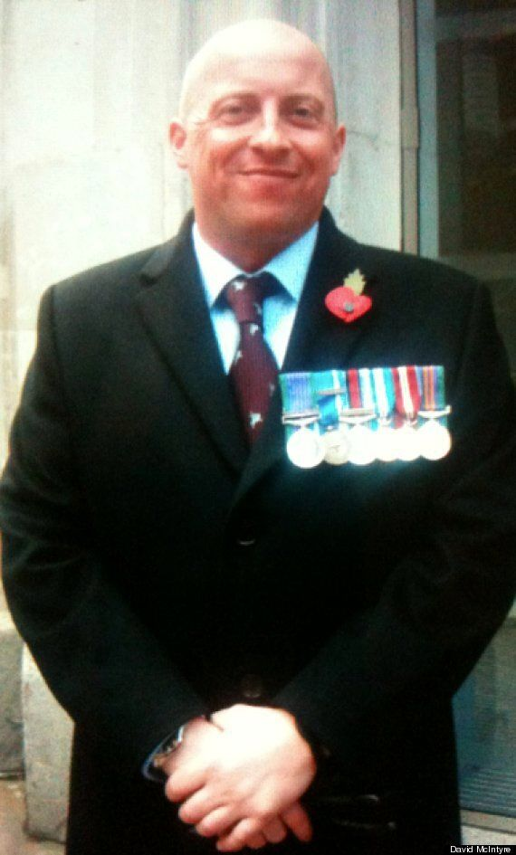 David McIntyre, Ex-Soldier, Says He Will Kill Himself If Extradited To The