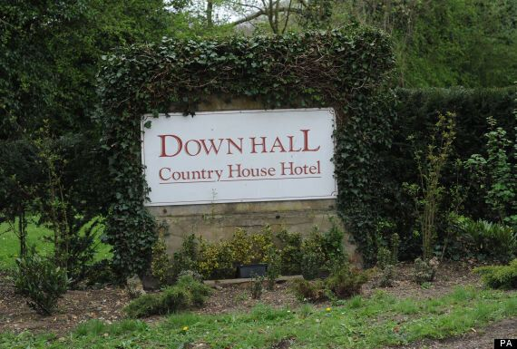 Two Guests Found Dead In Swimming Pool At Down Hall Country House Hotel,