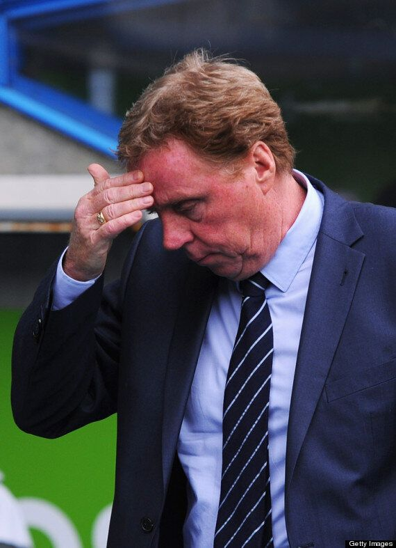 QPR Relegated: Is Harry Redknapp As Good As He Thinks He