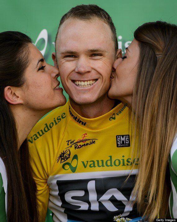 Chris Froome Wins Tour De Romandie