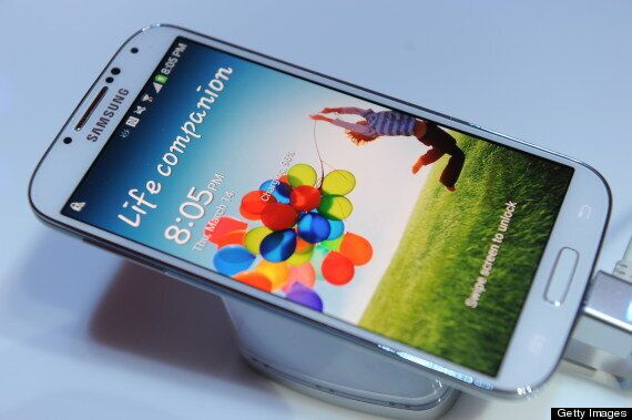 Samsung Galaxy S4 Review: A Gesture At Greatness (PICTURES)