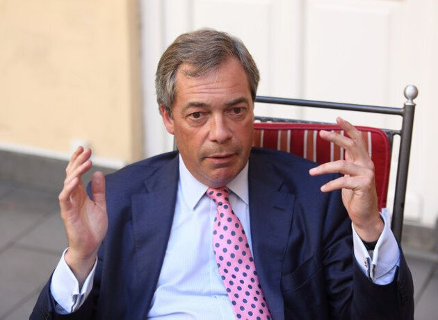 Ukip's 'NRA-Esque' Gun Control Comments Described As 'Inaccurate Upsetting
