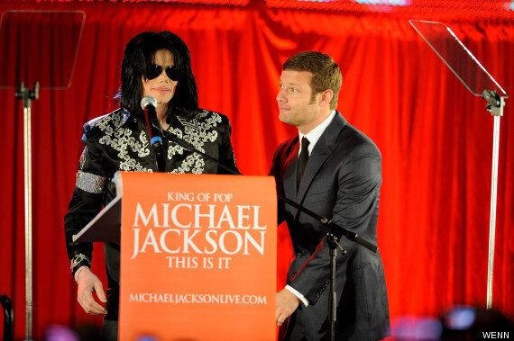 Michael Jackson 'Was Drunk During 'This Is It' Press Call, Claims Mark