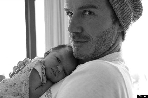 David Beckham And Harper: Is The Football Legend The Coolest Dad Ever?
