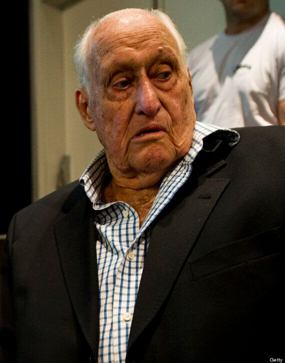 João Havelange Resigns As Honorary Fifa President After Accepting