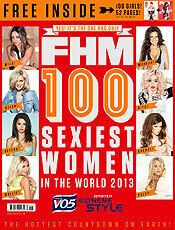 FHM 100 Sexiest Women: Helen Flanagan Is UK's Top Girl And Celebrates By Stripping Off