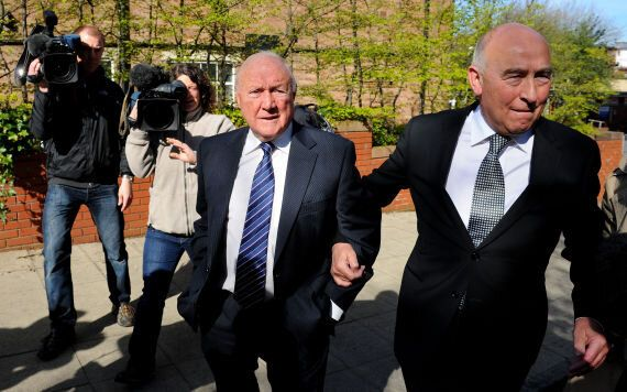 Stuart Hall Pleads Guilty To Indecently Assaulting 13 Girls, Youngest Aged