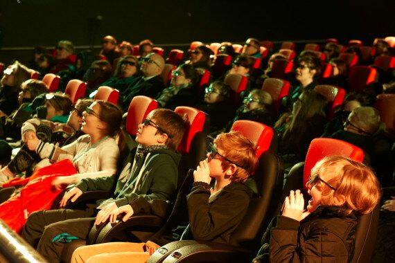 Paultons Park 4D Cinema Brings A Touch Of Hollywood To The South Coast