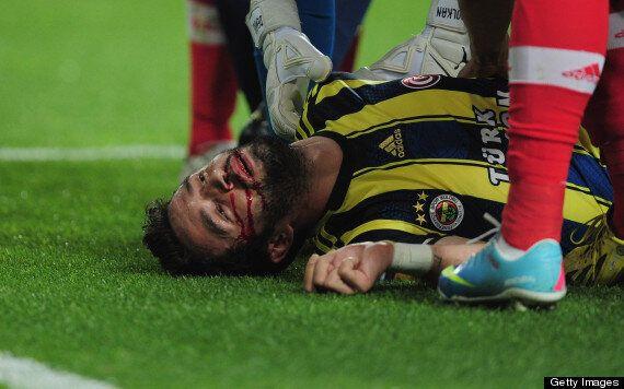 Gökhan Gonul KOd In Fenerbahçe's Europa League Loss At Benfica