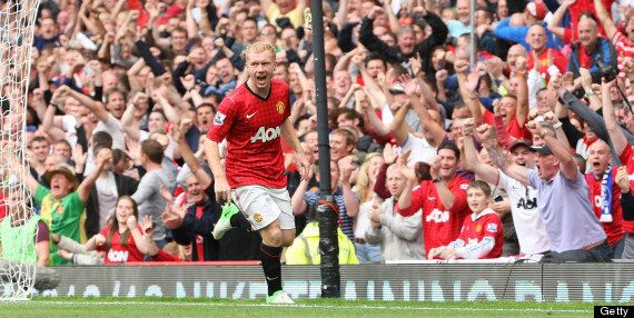 Paul Scholes Back To Bid Farewell To Manchester United