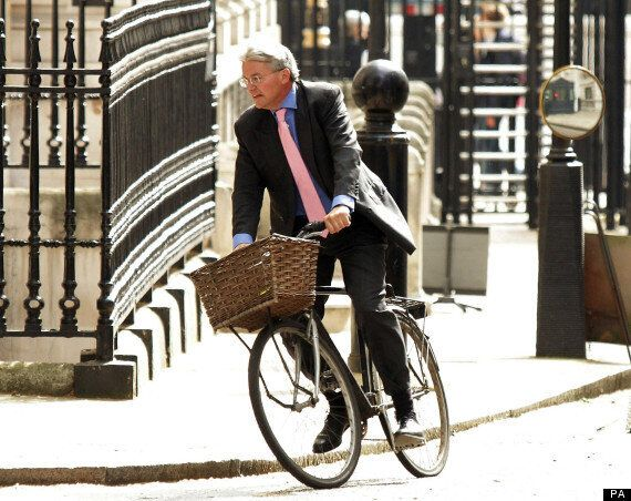 Plebgate Bike Sold By Andrew Mitchell On Ebay Sells For