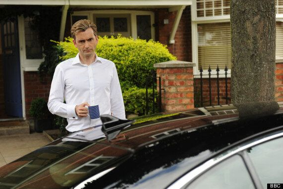 'The Politician's Husband' TV Review Episode 2 - David Tennant Has Never Looked So