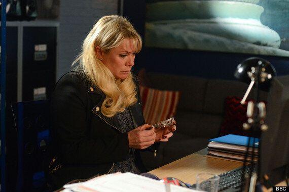 EastEnders' Sharon Rickman's Painkiller Addiction To Worsen (SPOILER,