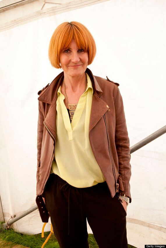 Mary Portas: 'My Daughter Won't Shop With
