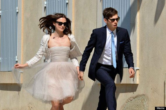 Keira Knightley's Wedding To James Righton In South Of France Has Just 11 Guests