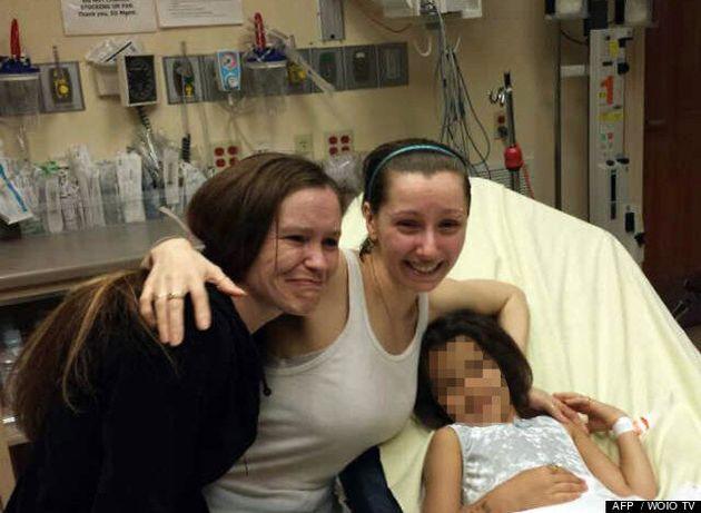 Amanda Berry, Gina DeJesus, Michelle Knight Found After Ten