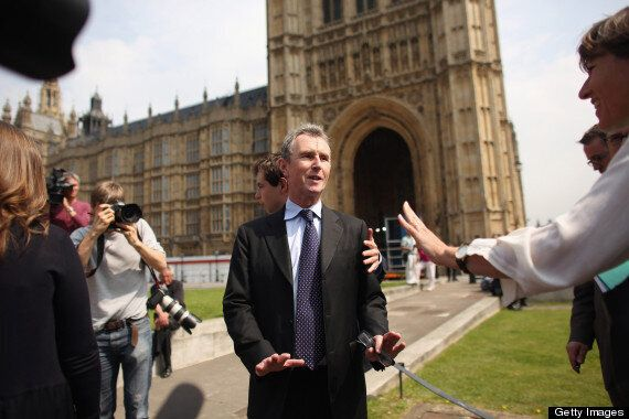 MP Nigel Evans Suffers 'Worst Two Days' Of His Life Following Rape Allegations (PICTURES,