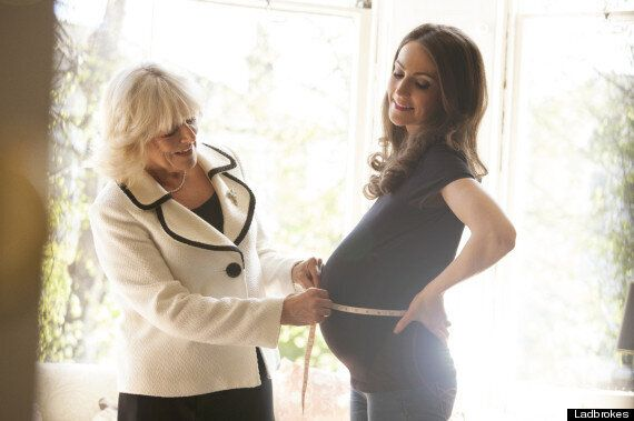 Spoof Kate Middleton Pregnancy Photos Released