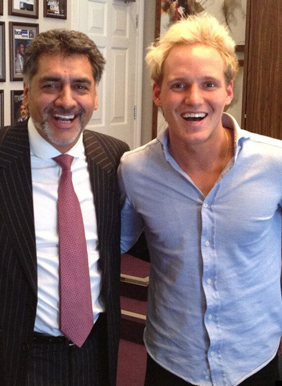 James Caan And Made In Chelsea's Jamie Laing On Helping Young People Set Up Their Own Businesses With...