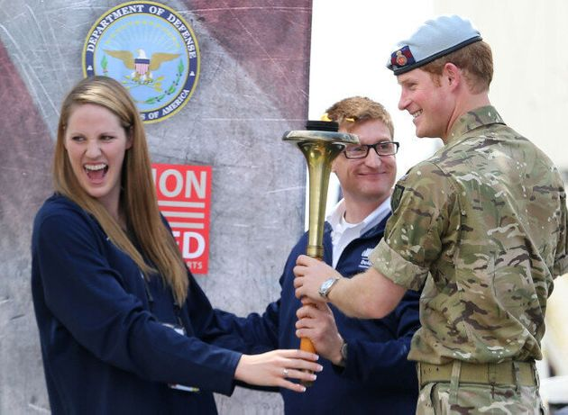 Prince Harry In America: 'All My Family Seem To Do Is Plant Trees