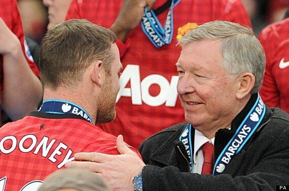 Sir Alex Ferguson Confirms Wayne Rooney Wants To Leave Manchester