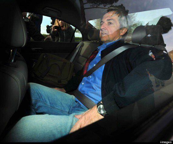 Chris Huhne Released From Leyhill Prison After 62
