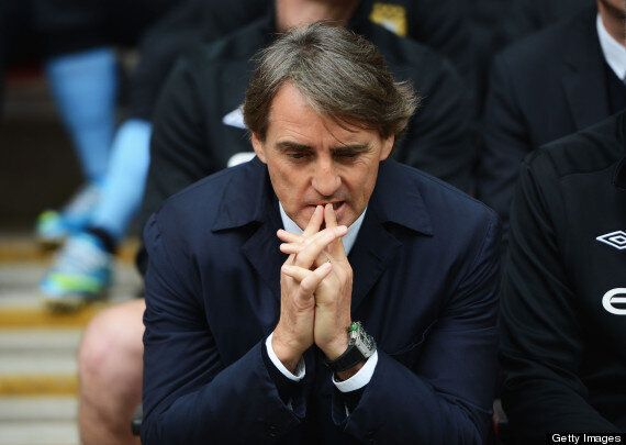 Roberto Mancini Will Be Sacked By Manchester