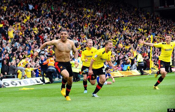 Watford 3-1 Leicester City: Troy Deeney Hits Dramatic Play-Off Winner