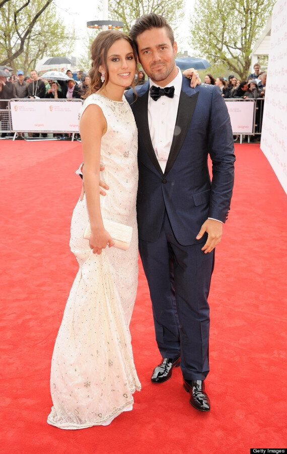 BAFTA 2013: 'Made In Chelsea' Love Rivals Louise Thompson And Lucy Watson Put On United Front