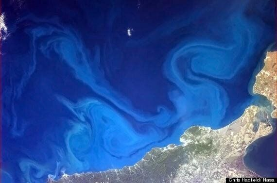 Astronaut Chris Hadfield Tweets Amazing Space Pictures From The ISS (As Well As Singing David Bowie's...