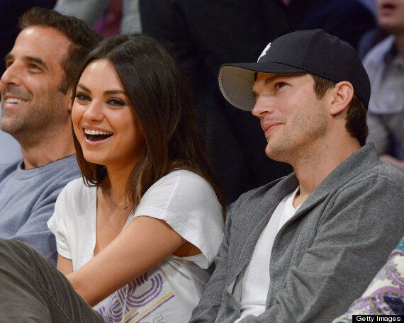 Mila Kunis, Ashton Kutcher Go On A Double Dinner Date With Princess Beatrice And Boyfriend Dave Clark...