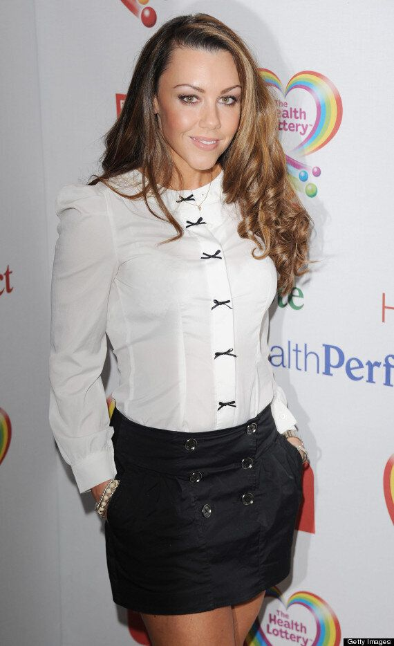 Angelina Jolie Mastectomy: Michelle Heaton Says She's 'Over The Moon' Another Star Has Raised Awareness...
